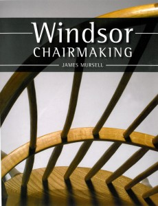 Windsor Chairmaking written by James Mursell