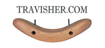 Travisher logo