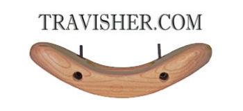 Travisher logo